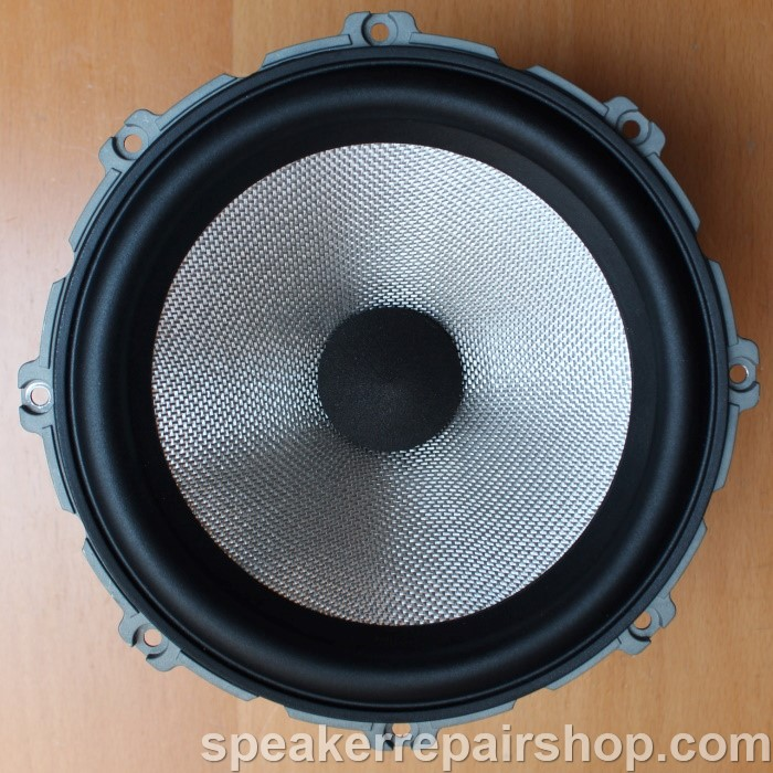 JBL Control 5 (C5003) woofer with rubber surround after repair