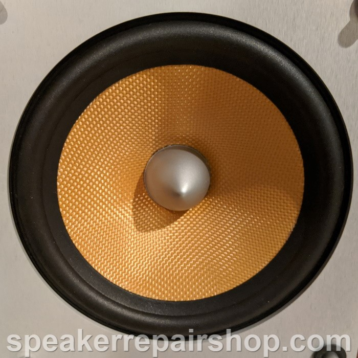 Scan-Speak 21W8552 woofer after repair