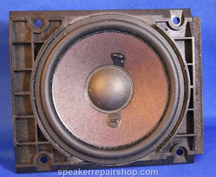 Bang & Olufsen Beovox M75 woofer after repair