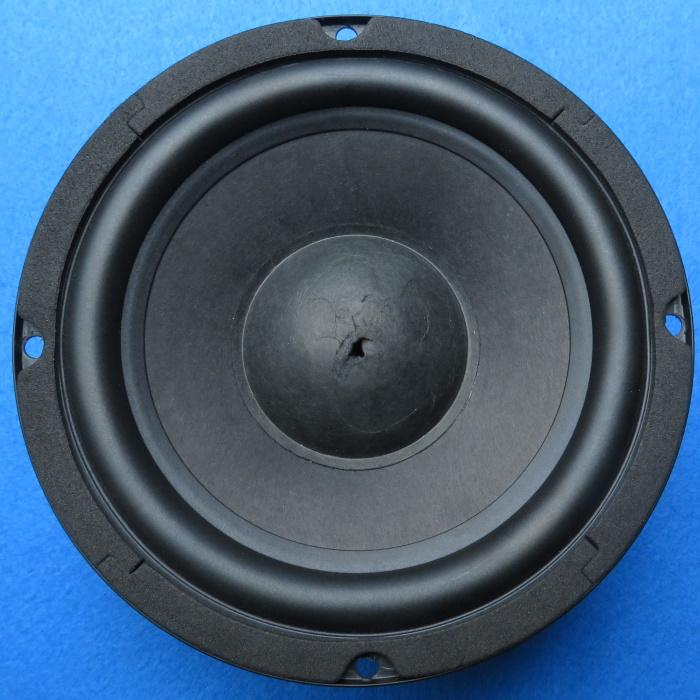 Speaker dust cap replacement - woofer with broken dust cap
