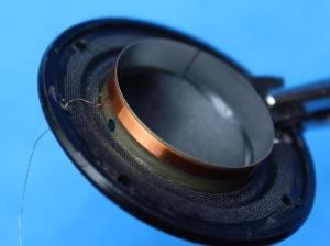 B&W N801S tweeter diaphragm