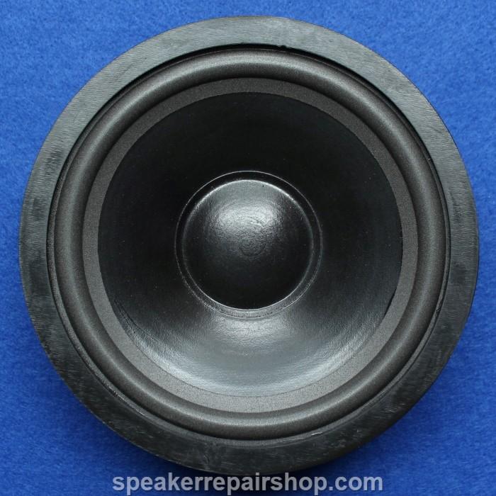 B&W CM4 luidspreker krijgt nieuwe rubber randen