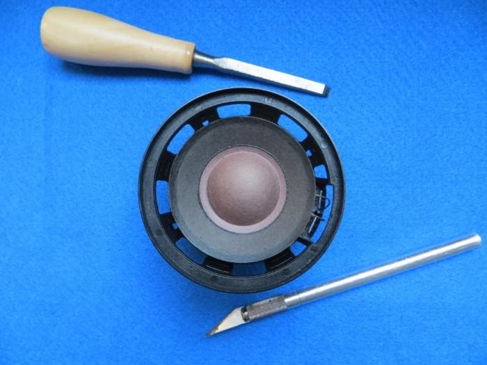 Gereedschap om een Beolab Penta middentoner te repareren